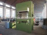 Vulcanizador de telha de borracha / Máquina de revestimento de borracha / Prensa no chão de borracha