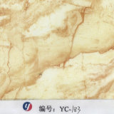 Yingcai 1m Breiten-grauer Steinimmersion-Druck-Film