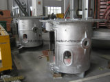 100 kilogrammes à 5 Ton Coreless Medium Frequency Induction Melting Furnace