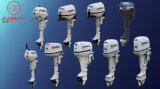 2.5-30HP Outboard Engines mit CER