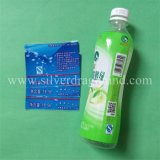 Het Plastiek van pvc krimpt het Etiket van de Koker voor Fles
