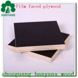 12mm Plywood con Brown e Black Waterproof Film Faced Shuttering Plywood