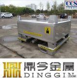 SS304 de Container 1000L van het Roestvrij staal van de Olijfolie