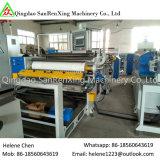 Machine chaude de laminage d'enduit d'extrusion de fonte de textile