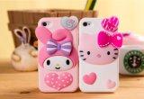 мобильный телефон Case 2014 3D Pink Hot Silicone (BZ-MC017)