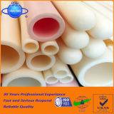 tubo di ceramica dell'allumina 1800c dell'allumina a temperatura elevata del tubo 99% fatto in Cina