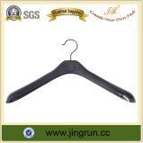 Suit à moda Clothes Resin Hanger em Plastic (JR114)