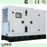 jeu insonorisé silencieux de générateur diesel de pouvoir de 500kw /625kVA Chine