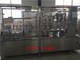 Máquina de enchimento e revestimento de xarope para garrafa