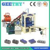 Qt4-15cはフライアッシュの具体的な自動煉瓦製造業機械を