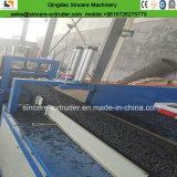 Plastik-PET Vorhang-Abzugsgraben-Abflussrohr-Extruder-Herstellungs-Maschinerie/Maschine