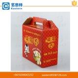 Packpapier-Ei-verpackenkasten hoher Gradbrown-