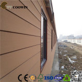 Panel de revestimiento exterior del material de construcción de la pared