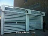 Aluminiumlegierung-schnelle Hochgeschwindigkeitsschnelle rollen oben Blendenverschluss-Tür