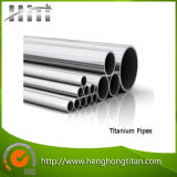 Gr2 Pure Weld Titanium Tube per Heat Exchanger