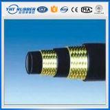 Boyau en caoutchouc à haute pression pour les liquides hydrauliques (DIN EN853 2ST)