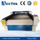 Acctek Laser-Größe CNC Laser-Ausschnitt-Gravierfräsmaschine Akj1325