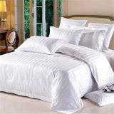 2017ホテルまたはホーム慰める人の羽毛布団カバー寝具セットのための100%年の綿か多高品質の寝具セット