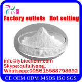 Poids moléculaire de Hyaluronate 5000-300W de sodium d'acide hyaluronique de sorties d'usine