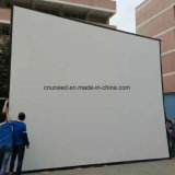 Weißer weicher Belüftung-Projektions-Bildschirm-Film für Projektor-Bildschirme