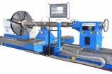 Grande tipo máquina resistente horizontal do assoalho do torno para a câmara de ar de petróleo de giro (CG61200)