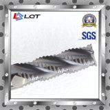 Торцевая фреза карбида HRC55 грубая для стали