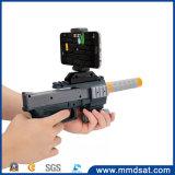Giocattolo Android di disegno del supporto del basamento del telefono dei giochi di iPhone della AR-Pistola 3D
