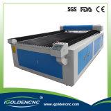 1300X2500mm Gravierfräsmaschine Laser-3D mit Gefäß Laser-100W