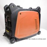 標準AC単相2300W 4打撃電気始動機が付いている携帯用力ガソリンインバーター発電機およびリモート・コントロール