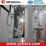Cabina elettrostatica del rivestimento della polvere di piccolo del ciclone ripristino della polvere