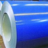 Bobine en acier enduite par couleur, bobines d'acier de PPGI