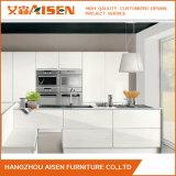 Module de cuisine blanc pur de laque de Hangzhou Aisen