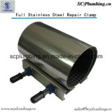 Rohr-Reparatur-Schelle der Rohrleitung-Wasserwerk-Industrie-Ss304