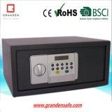 Электронный сейф с сталью индикации LCD (G-43ELB) твердой