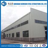 Structure de toit métallique d'entrepôt préfabriqué d'entrepôt d'atelier de structure métallique