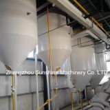 30t/D Palm Oil Refining Equipment Crude Palm Erdölraffinerie