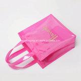 El hacer compras colorido de los bolsos de la promoción del regalo del PVC