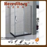 Sitio del recinto de la ducha del diseño simple del SUS para el cuarto de baño (SJ-L680)