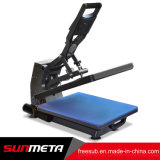 Sunmeta neues Ankunfts-Flachbettautomobil-geöffnete Shirt-Wärme-Presse-Maschine (ST-4050)