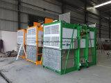 Alzamiento de elevación profesional de calidad superior del edificio de la construcción de la fábrica