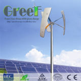 generatore verticale di energia eolica di asse di 300W Samll per la Camera, barca