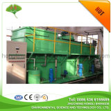 Оборудование обработки сточных вод трактира, растворенная воздушная флотация