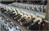 Pièces de machines à haute précision en acier