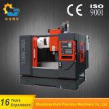 Drilling Vmc550L, филирующ, выстукивая малый центр машины CNC вертикальный