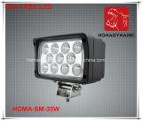7 linterna para SUV, carro de la luz LED del trabajo de la pulgada 33W LED