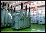 110kv de in olie ondergedompelde Transformator van de Macht van de Distributie voor de Levering van de Macht