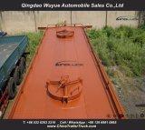 3 Aanhangwagen van de Tankwagen van het Cement van de as de Bulk met As Fuwa en Dieselmotor