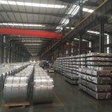 Lamiere di acciaio rivestite d'acciaio galvanizzate tuffate calde zinco/della bobina in bobina