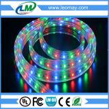 Водоустойчивая прозрачная прокладка HV SMD3528 СИД материалов 4W/M PVC голубая