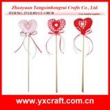 Regali del commercio all'ingrosso del biglietto di S. Valentino del bastone di amore del biglietto di S. Valentino della decorazione del biglietto di S. Valentino (ZY13L893-1-2 -3)